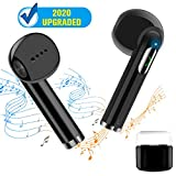 Wireless Earbuds Bluetooth Headphones, In Ear Bluetooth 5.0 Wireless Earbud Headphones with Microphone