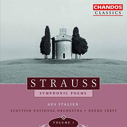 Richard Strauss: Sinfonische Dichtungen Vol.3