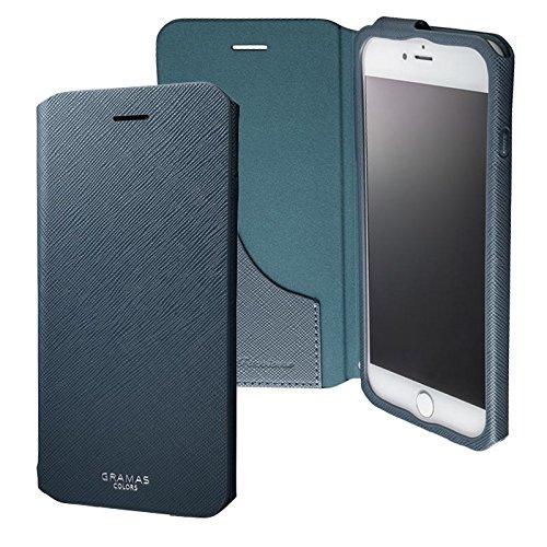 "GRAMAS COLORS Leather Case ""EURO Passione"" グラマスカラーズ 手帳型レザーケース CLC276P for iPhone 8 ..."
