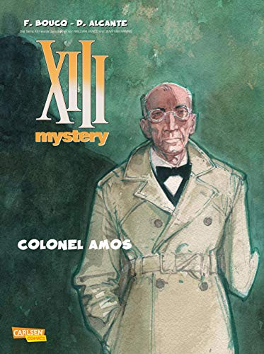 XIII Mystery 4: Colonel Amos (4)
