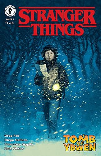 Stranger Things: The Tomb of Ybwen #1