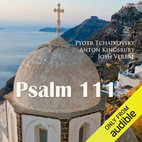 Psalm 111 audiobook cover art