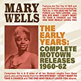 The Early Years: Complete Motown Releases 1960-62
