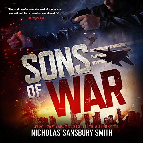 Sons of War cover art