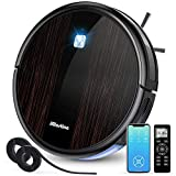 iMartine Upgraded R3500S Robot Vacuum Cleaner, 1700Pa Suction, Compatible with Wi-Fi Alexa, 2 Boundary Strips, Smart Self-Charging Robotic Vacuum, A Great House Helper for Cleaning Floor to Carpet