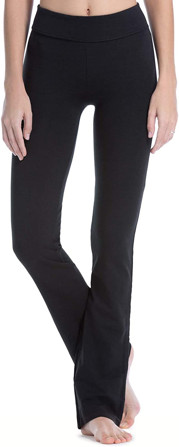 Special sale item Fishers Finery Women's Ecofabric Classic Yoga Pant; Bootleg Athl Clearance SALE Limited time