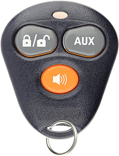 KeylessOption Keyless Entry Remote Starter Car Key Fob Alarm For Aftermarket Viper Automate EZSDEI474V 473V