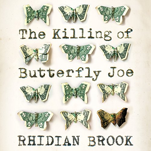 The Killing of Butterfly Joe audiobook cover art