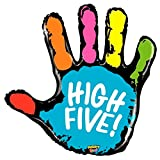 40' Mighty High Five Mighty Bright Foil Balloon