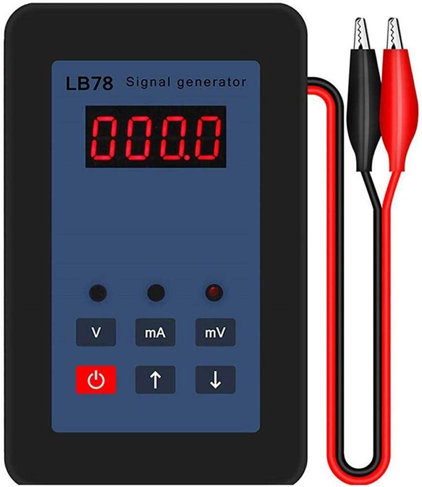 ATATMOUNT LB02 Calibrator Tester R/ésistance Voltm/ètre Courant G/én/érateur de Signal 4-20 mA