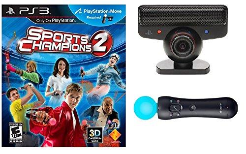Sports Champions 2 Move Starter Bundle PS3