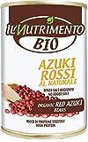 Probios - Il Nutrimento Azuki Rossi al Naturale - 12 confezioni da 400 gr