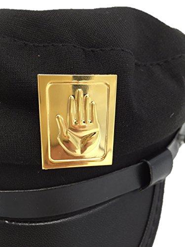 『ジョジョの奇妙な冒険 空条承太郎 帽子 コスチューム用小物 58cm』の3枚目の画像