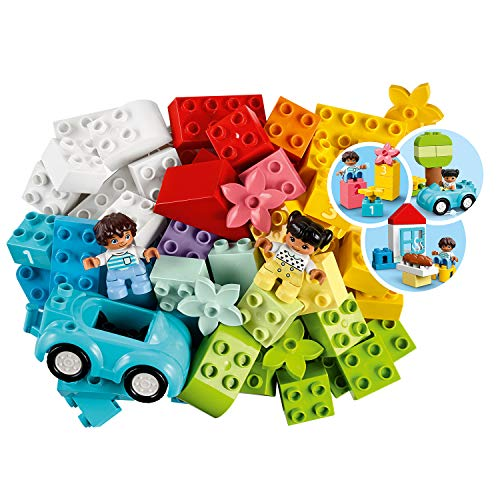 LEGO 10913 DUPLO Classic Brick Box Building Set with ...