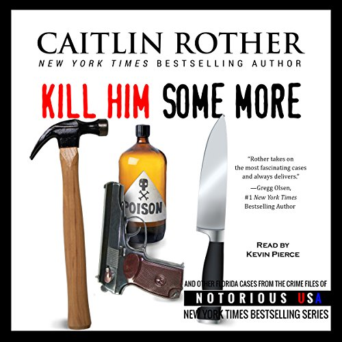 Kill Him Some More audiobook cover art