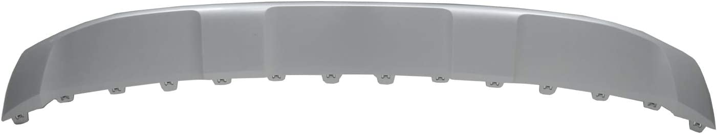 2018-2019 Volkswagen Atlas Front Skid Painted Fini 2021 Plate; Silver Direct sale of manufacturer