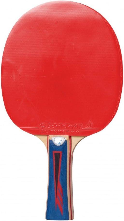 Raqueta de Tenis de Mesa Supra 3 Estrellas (26120) de Donic-Schildkröt, combinada, tamaño Original