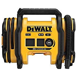 DEWALT 20V MAX Cordless Tire Inflator