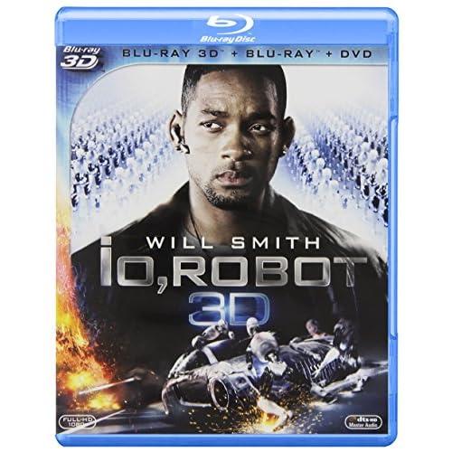 Io, Robot 3D (Blu-Ray + Blu-ray 3D);I Robot;I, robot