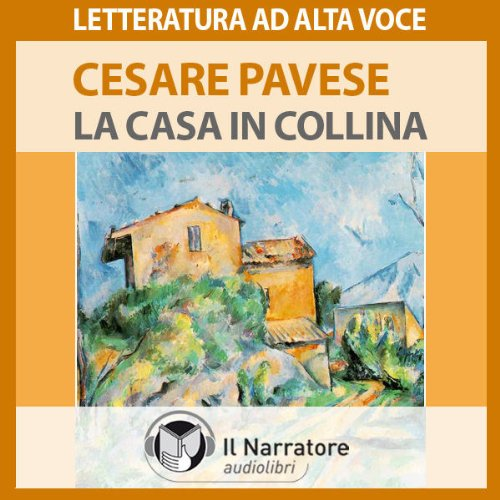 La casa in collina audiobook cover art