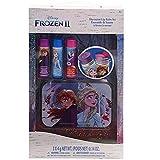 Frozen II Flavoured Lip Balm Set with Tin Case