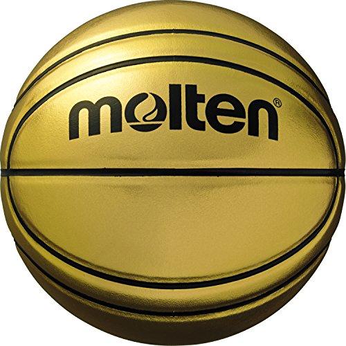 Molten Bg-Sl7, Pallone Da Basket, Colore: Oro