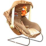 Tender Care Musical 12-in-1 Carry Cot Bouncer with Storage Box and Mosquito Net