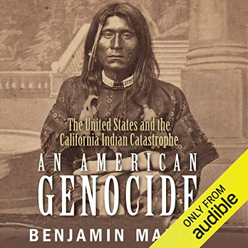 An American Genocide cover art