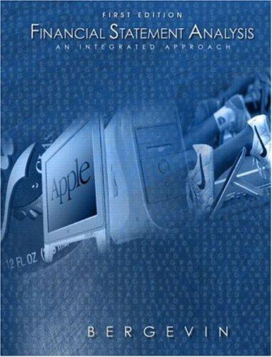 Financial Statement Analysis: An Integrated Approach