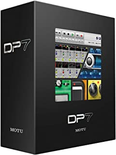 MOTU Digital Performer 7 DAW Software Academic