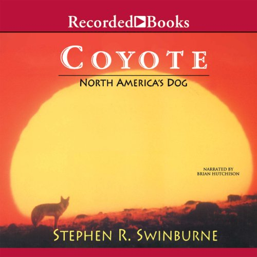 Coyote audiobook cover art