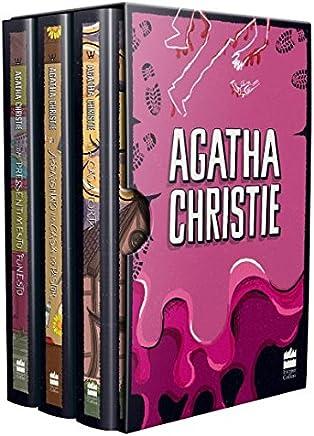 Coleção Agatha Christie - Caixa 7