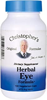Herbal Eye Dr. Christopher 100 VCaps