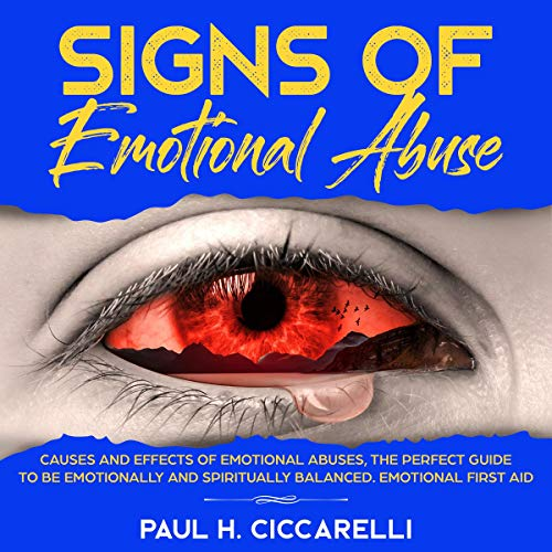 Signs of Emotional Abuse audiobook cover art