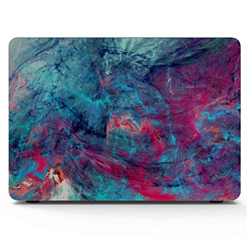 Macbook Pro Case 15 Bright Artistic Splashes Abstract Painting Color Macbook Accessories 13 Inch Hard Shell Mac Air 11'/13' Pro 13'/15'/16' With Notebook Sleeve Bag For Macbook 2008-2020 Version