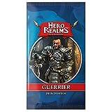 IELLO Hero Realms - Deck de Héros : Guerrier - Booster 15 Cartes VF