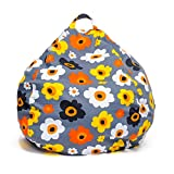 """YuppieLife Kids Animal Storage Bean Bag Cover Extra Large stuff'n Sit