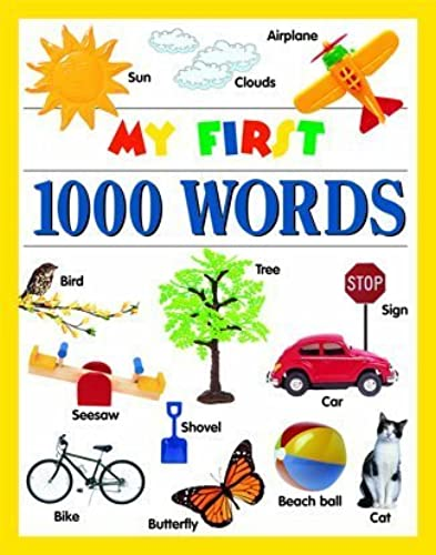seguro de calidad My My My First 1000 Words by Publications International& 44; Ltd  ¡envío gratis!