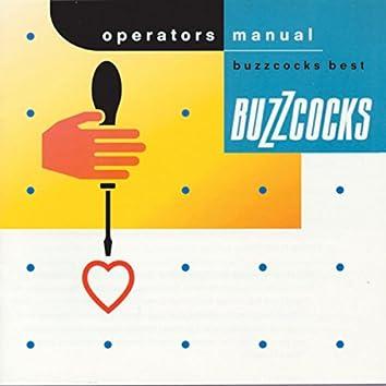 Operators Manual (Buzzcocks Best)