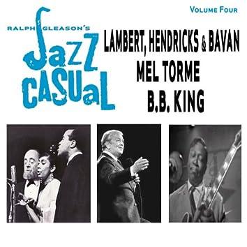 Ralph J. Gleason's Jazz Casual, Vol. 4