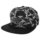 Blackskies Fenrir Vol. II Snapback Cap Sombrero Negro Mármol Hombres Mujeres Gorras de Béisbol Casquete Gamuza Capacete Sombrero