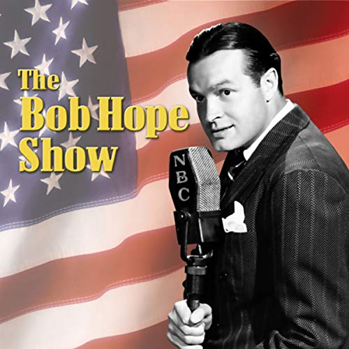 Bob Hope Show audiobook cover art