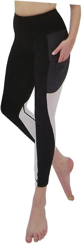 Active Life Yoga Pants Sports Leggings High Waist Elastic Compression