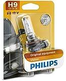 Philips 12361XVB1 Vision - Bombilla H9 para faros...