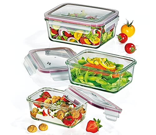 Küchenprofi 1001753503 Lunchbox, Glas