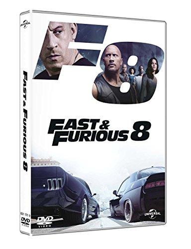 VIN DIESEL - FAST & FURIOUS 8 (1 DVD)