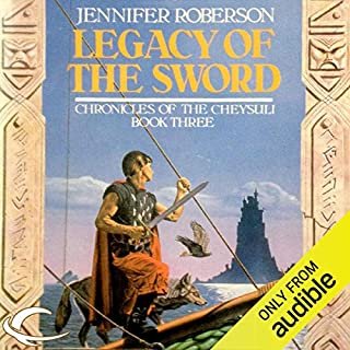 Legacy of the Sword audiobook cover art