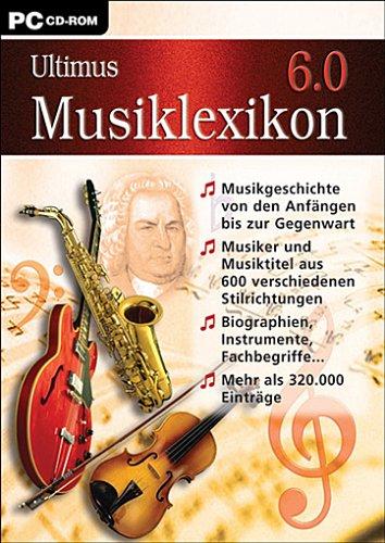 Ultimus Musiklexikon 6.0