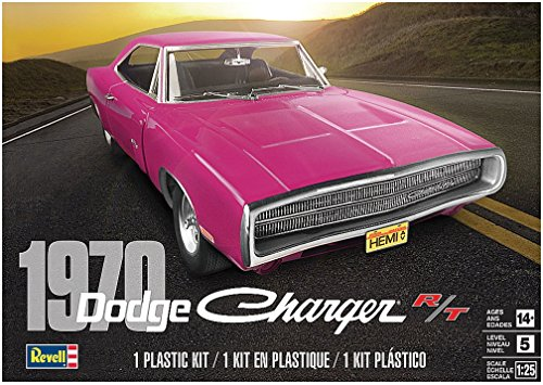 Revell 70 Dodge Charger R/T Skill 5, Multi