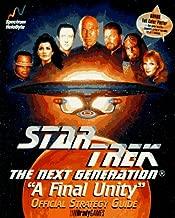 Best star trek next generation a final unity Reviews